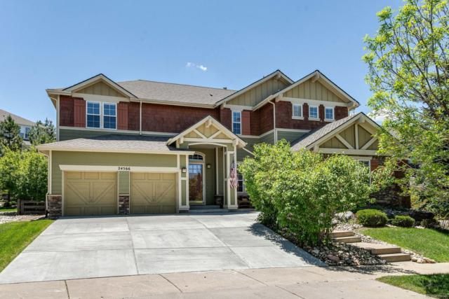 24566 E Frost Drive, Aurora, CO 80016 (#1816486) :: Bring Home Denver with Keller Williams Downtown Realty LLC