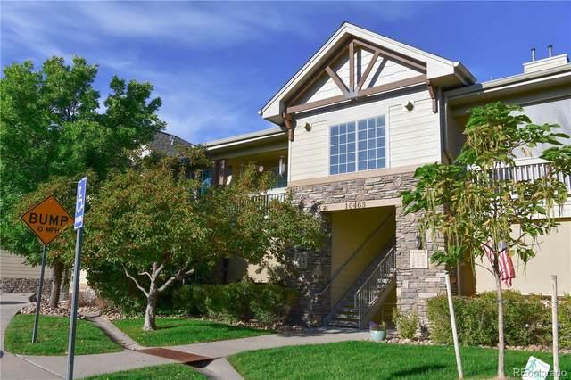 10463 W Hampden Avenue #102, Lakewood, CO 80227 (#1816614) :: Sultan Newman Group