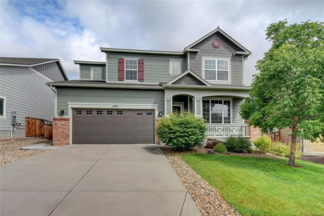 1567 Sky Rock Way, Castle Rock, CO 80109 (#1817035) :: The Griffith Home Team