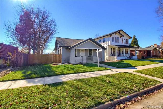 4824 W 30th Avenue, Denver, CO 80212 (#1817046) :: The DeGrood Team