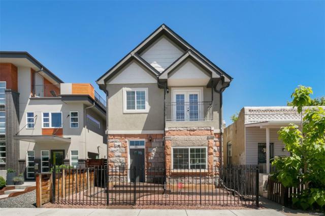 1715 W 39th Avenue, Denver, CO 80211 (#1817450) :: The Peak Properties Group