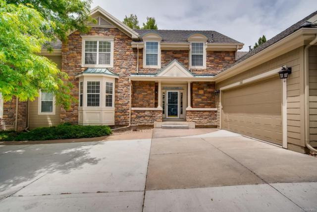 4545 S Monaco Street #341, Denver, CO 80237 (#1817701) :: The HomeSmiths Team - Keller Williams