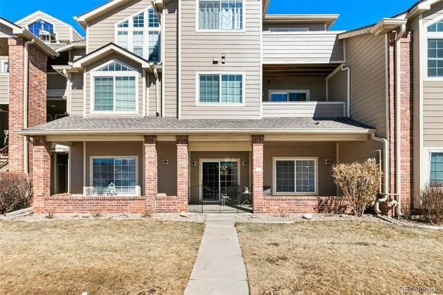 4760 S Wadsworth Boulevard E101, Littleton, CO 80123 (#1818392) :: The Colorado Foothills Team | Berkshire Hathaway Elevated Living Real Estate
