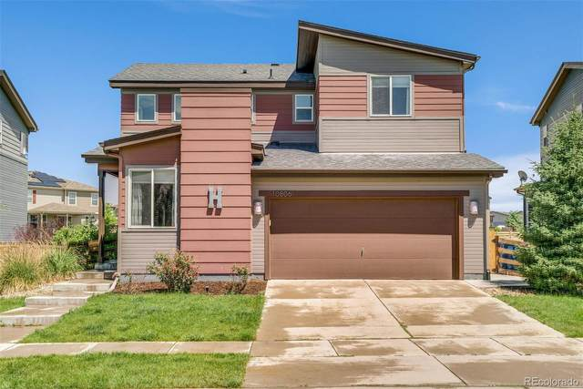 10806 Truckee Circle, Commerce City, CO 80022 (#1818491) :: The Heyl Group at Keller Williams