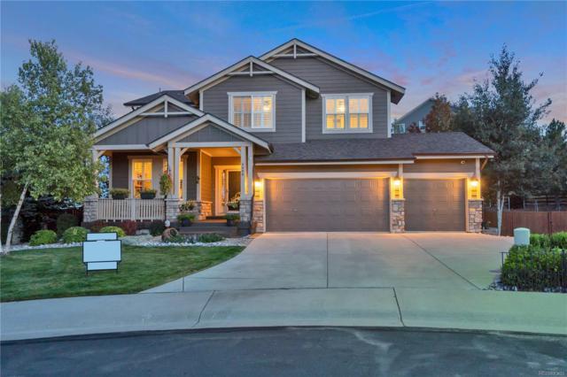 6640 Fire Opal Lane, Castle Rock, CO 80108 (MLS #1818553) :: Kittle Real Estate
