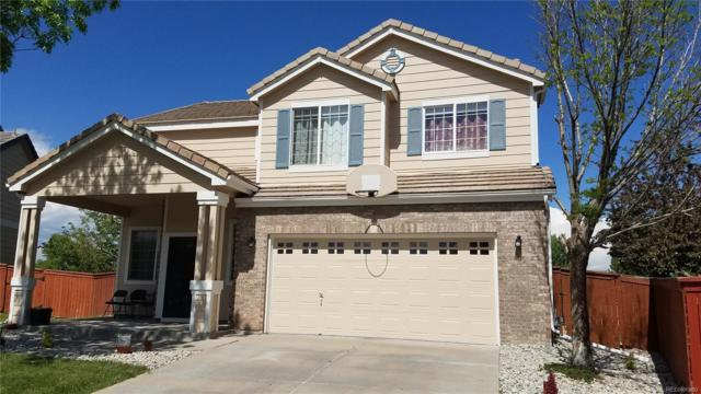421 Chambers Way, Aurora, CO 80011 (MLS #1819170) :: 8z Real Estate