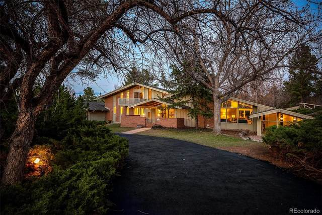 4650 S Denice Drive, Cherry Hills Village, CO 80111 (#1819195) :: Portenga Properties