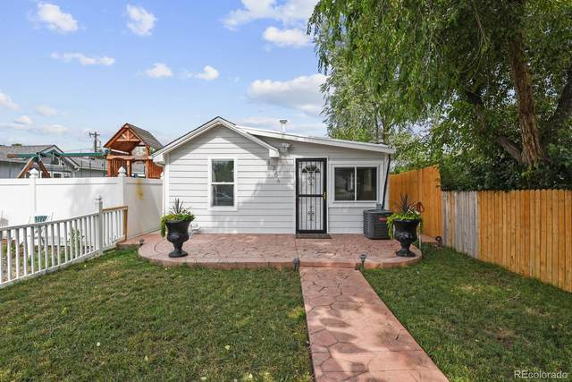 4764 S Galapago Street, Englewood, CO 80110 (#1819301) :: The Gilbert Group