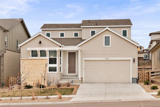 18670 W 93rd Drive, Arvada, CO 80007 (#1819304) :: The Peak Properties Group