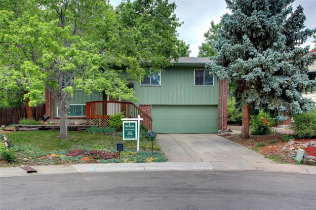 1814 S Youngfield Place, Lakewood, CO 80228 (#1819756) :: The Griffith Home Team