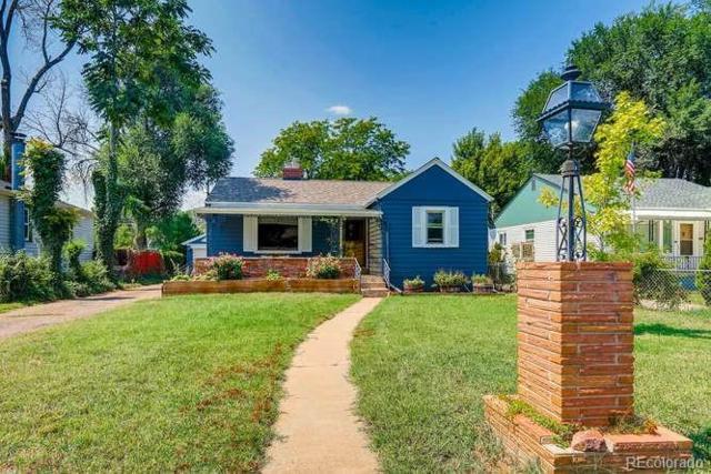 3615 Ames Street, Wheat Ridge, CO 80212 (#1819865) :: Wisdom Real Estate