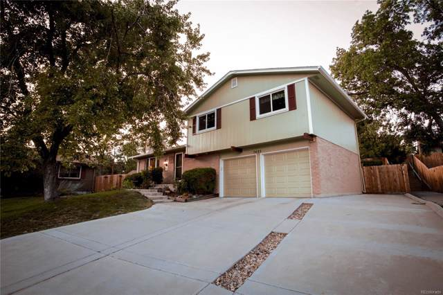 7485 W 81st Avenue, Arvada, CO 80003 (#1820047) :: The Heyl Group at Keller Williams