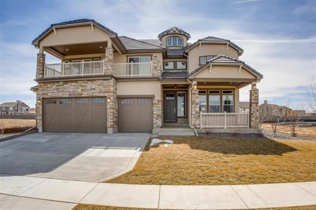 16270 Fairway Drive #29, Commerce City, CO 80022 (#1820056) :: The Peak Properties Group
