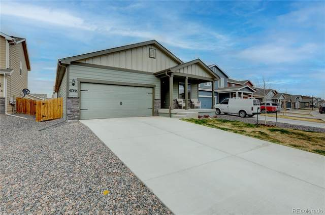 47335 Lilac Avenue, Bennett, CO 80102 (#1820219) :: Bring Home Denver with Keller Williams Downtown Realty LLC