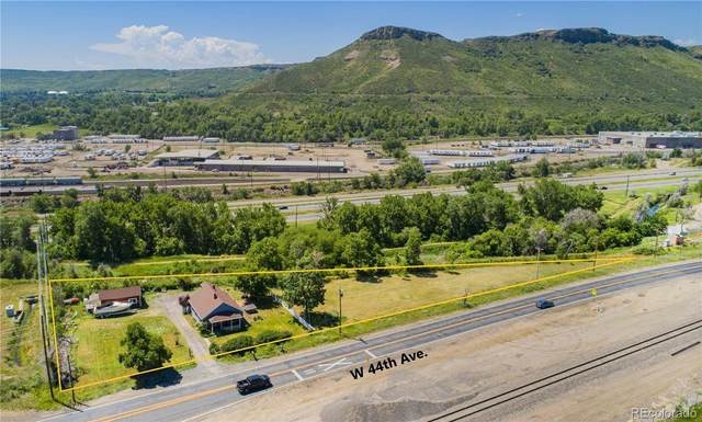 16480 W 44th Avenue, Golden, CO 80403 (MLS #1820228) :: Bliss Realty Group