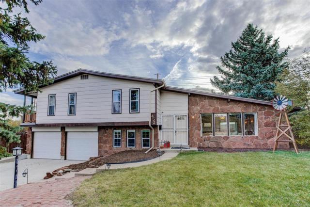 452 S Alkire Street, Lakewood, CO 80228 (#1820417) :: Sellstate Realty Pros