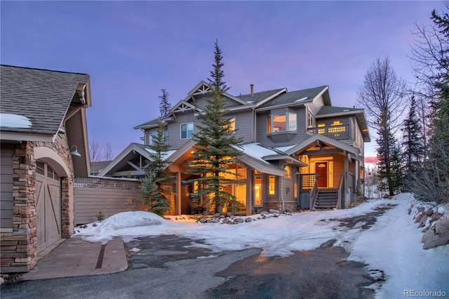 522 Ryan Gulch Road, Silverthorne, CO 80498 (MLS #1820487) :: The Sam Biller Home Team