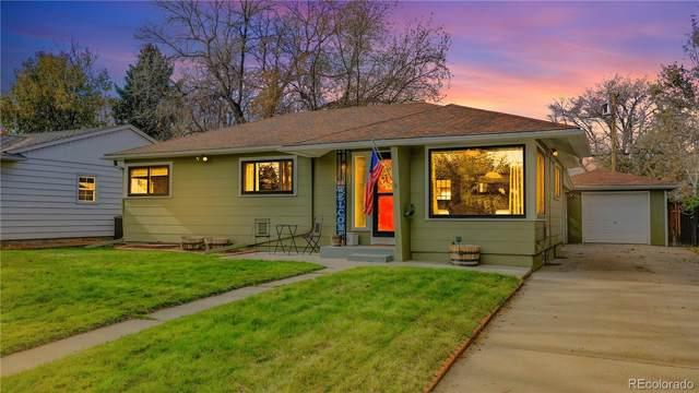 4861 S Clarkson Street, Englewood, CO 80113 (MLS #1820788) :: The Sam Biller Home Team
