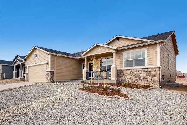 12750 Sunrise Ridge Drive, Peyton, CO 80831 (#1821289) :: Colorado Home Finder Realty