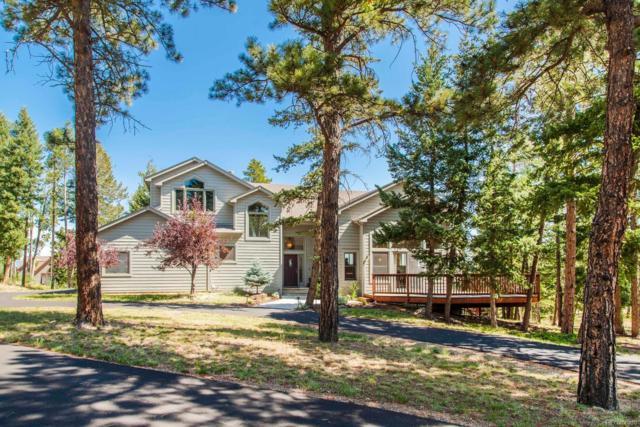 29433 Grayhawk Drive, Evergreen, CO 80439 (MLS #1821646) :: 8z Real Estate