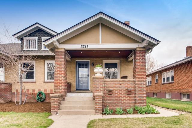 3385 W 36th Avenue, Denver, CO 80211 (#1821703) :: The Heyl Group at Keller Williams
