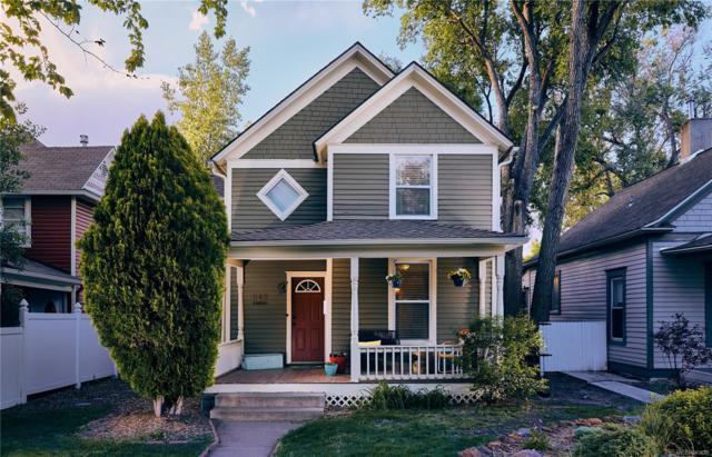 842 E Willamette Avenue, Colorado Springs, CO 80903 (#1821721) :: The Peak Properties Group