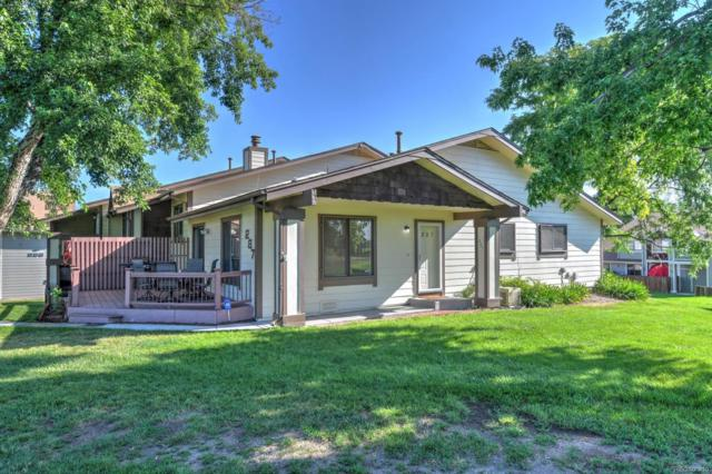 6945 W 87th Way #287, Arvada, CO 80003 (#1821976) :: The Healey Group