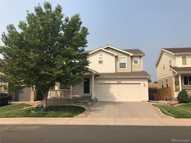 5948 Jaguar Way, Littleton, CO 80124 (MLS #1822000) :: 8z Real Estate