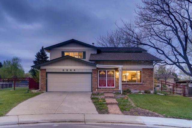 6284 E Peakview Avenue, Centennial, CO 80111 (#1822026) :: Wisdom Real Estate