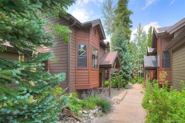 202 Village Point Drive #202, Breckenridge, CO 80424 (MLS #1822096) :: Find Colorado