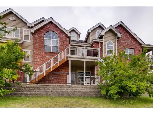 16352 E Fremont Avenue #5, Aurora, CO 80016 (MLS #1822204) :: 8z Real Estate