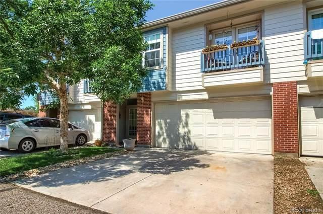 9622 E Arkansas Place, Denver, CO 80247 (MLS #1822396) :: Wheelhouse Realty