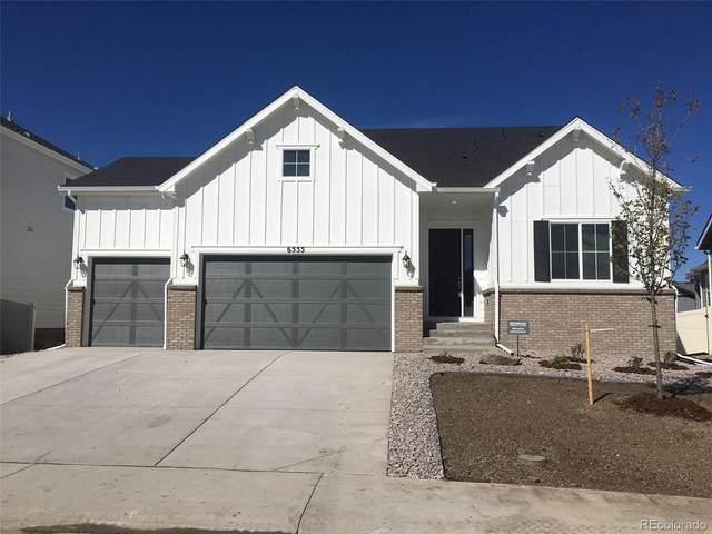 6555 Coldwater Drive, Parker, CO 80134 (#1822440) :: The FI Team