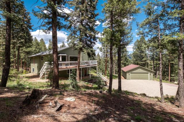 28825 Cragmont Drive, Evergreen, CO 80439 (#1822678) :: Berkshire Hathaway Elevated Living Real Estate