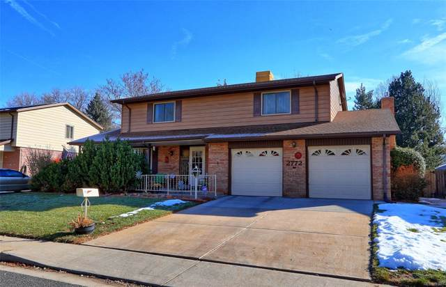 2772 S Otis Street, Denver, CO 80227 (#1822796) :: James Crocker Team