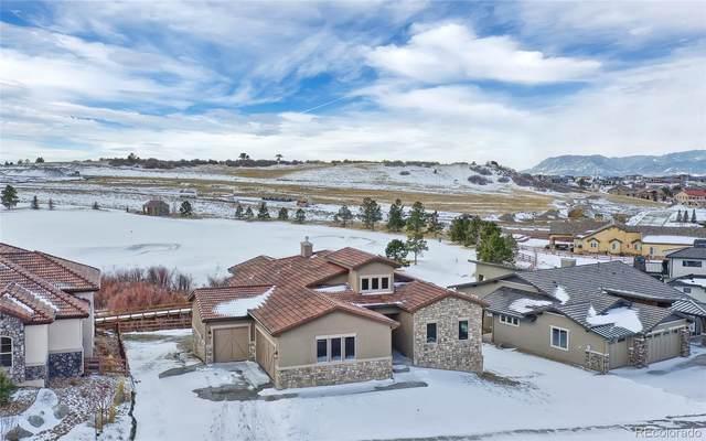 1747 Redbank Drive, Colorado Springs, CO 80921 (#1823430) :: The Brokerage Group