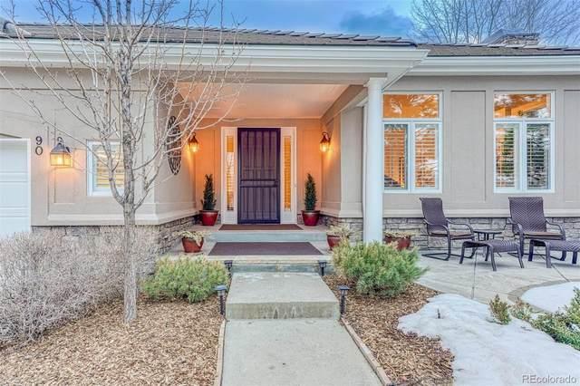 90 Silver Fox Drive, Greenwood Village, CO 80121 (#1823451) :: iHomes Colorado