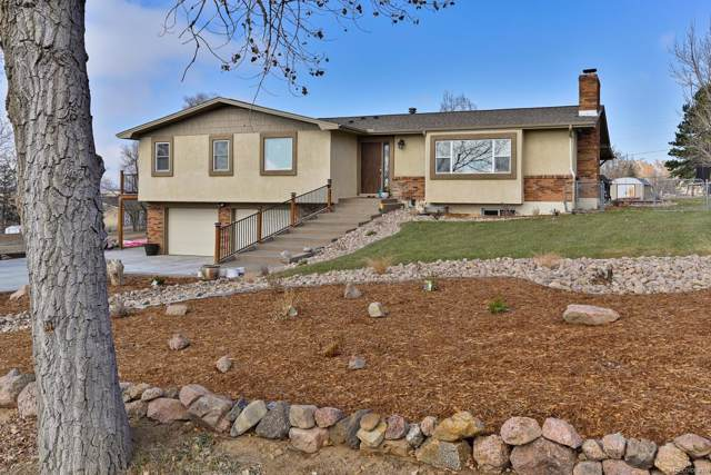 1598 Shrider Road, Colorado Springs, CO 80920 (#1823619) :: The Heyl Group at Keller Williams