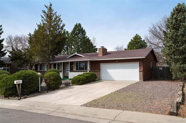 7643 S Gray Street, Littleton, CO 80128 (#1823659) :: The Dixon Group