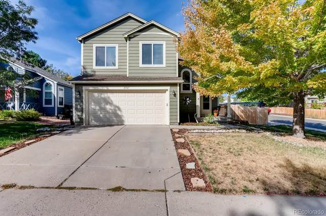 8507 Sweet Clover Way, Parker, CO 80134 (#1823987) :: Sultan Newman Group