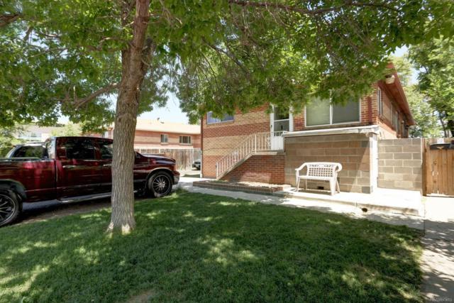 326-332 S Alcott Street, Denver, CO 80219 (#1824172) :: The DeGrood Team