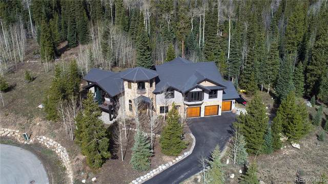 195 Highline Crossing, Silverthorne, CO 80498 (#1824232) :: The Griffith Home Team