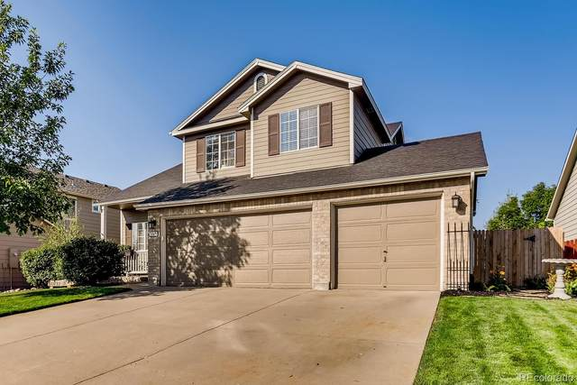 5305 S Nepal Way, Centennial, CO 80015 (MLS #1824281) :: 8z Real Estate