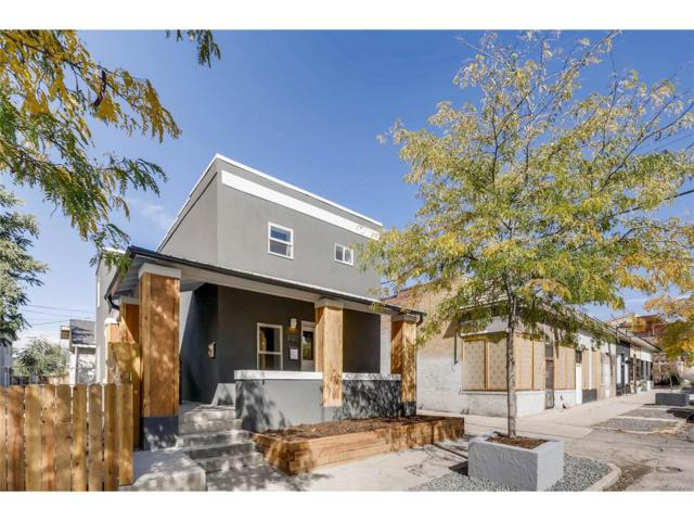 2317-2321 E 28th Avenue, Denver, CO 80205 (#1824322) :: Colorado Home Finder Realty
