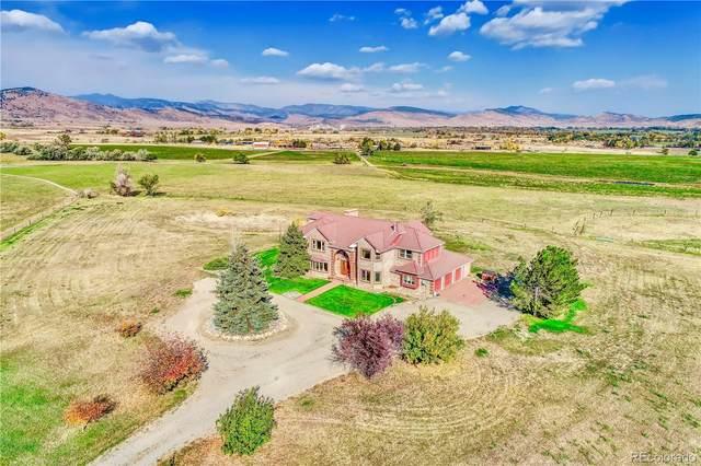 6333 Saint Vrain Road, Longmont, CO 80503 (#1824841) :: iHomes Colorado