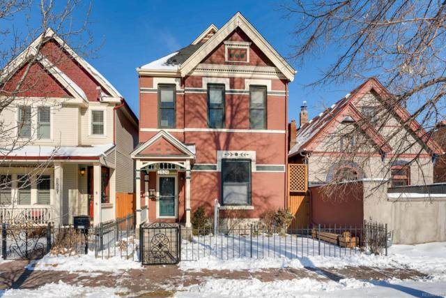2529 California Street, Denver, CO 80205 (MLS #1824961) :: 8z Real Estate
