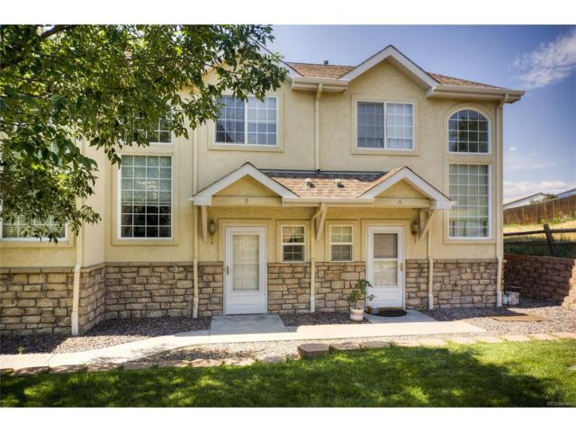 2137 Coronado Parkway B, Denver, CO 80229 (MLS #1825436) :: 8z Real Estate