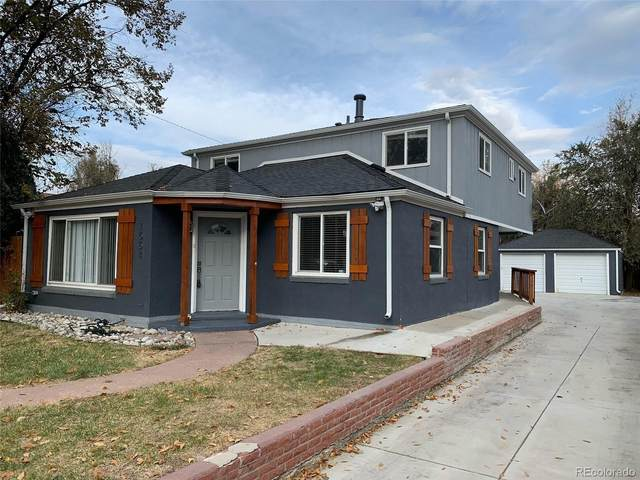 1554 Xanthia Street, Denver, CO 80220 (MLS #1825745) :: Neuhaus Real Estate, Inc.