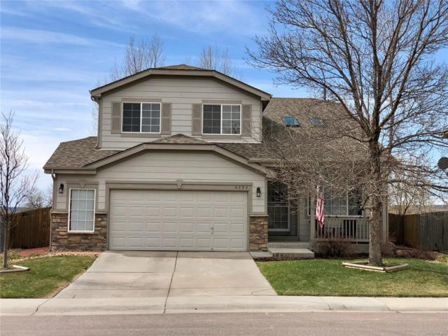 6293 Westview Circle, Parker, CO 80134 (#1825910) :: HomePopper