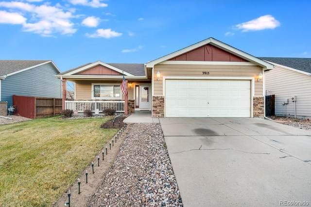 3915 28th Avenue, Evans, CO 80620 (#1826039) :: The DeGrood Team